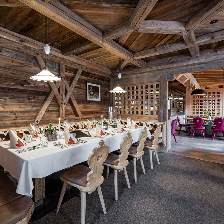 Restaurant/Pizzeria Plosestodl Südtirol