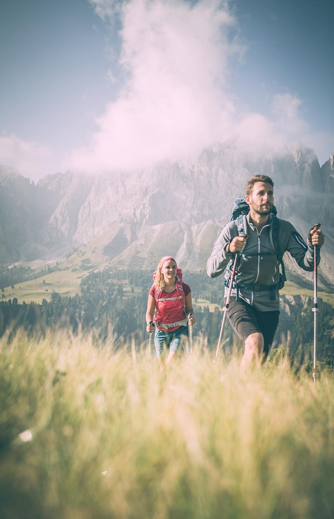 Sommerurlaub in Brixen & auf der Plose